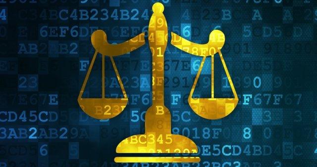 infrastruttura giuridica blockchain